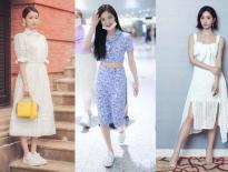 今年夏日必收的三大连衣裙!李沁、关晓彤、IU都在穿,好看到犯规